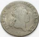 Złotówka 1767 FS, Poniatowski