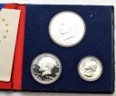 Zestaw USA od 1/4 do 1 dolara 1776-1976 LUSTRZANE