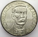 10 zł złotych 1933 Romuald Traugutt ŁADNY