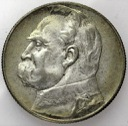 5 zł złotych 1936 Józef Piłsudski