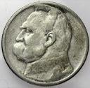 2 zł złote 1934 Józef Piłsudski