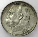 5 zł złotych 1935 Józef Piłsudski