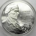 10 zł złotych 2002 Generał Władysław Anders