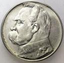 10 zł złotych 1935 Józef Piłsudski PIĘKNA POŁYSK