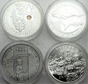 2004 4 x 20 zł złotych Senat Dożynki Morświn Getto