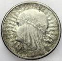 2 zł złote 1934 Głowa kobiety