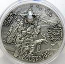 20 zł złotych 2001 Kolędnicy