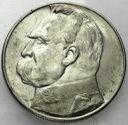 10 zł złotych 1935 Józef Piłsudski, ŁADNY