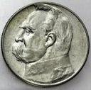 5 zł złotych 1935 Józef Piłsudski, ŁADNY
