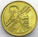 2 zł, złote 1996 Henryk Sienkiewicz