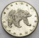 100 zł 1983 Niedźwiedź Ochrona Środowiska