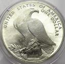 USA 1 dolar One Dollar 1984 Los Angeles SREBRO