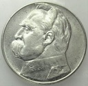 10 zł złotych 1936 Józef Piłsudski