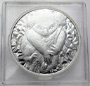Fabulous 2007, 1 oz uncja srebra 1 dolar Koala