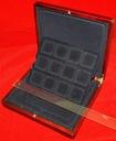 Prezentacyjna kaseta na monety max 50x50 mm