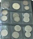 Album Klaser + monety Holandia Hiszpania