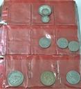 Album Klaser + monety Francja