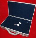 Skrzynka, kuferek aluminiowy na monety Leuchtturm