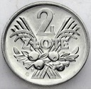 2 zł, dwa złote 1974 Jagody, Jagódki
