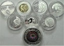 2006 LOT 8 x 10 i 20 zł Niemcy Głowa kobiety SGH