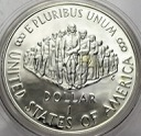 USA 1 Dolar One Dollar 1987 Konstytucja 200 lat