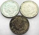 LOT 3 x 200 zł 1975 ZWYCIĘSTWO NAD FASZYZMEM AG