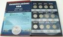 Album, Klaser + Monety Ćwierćdolarówki USA od 2010
