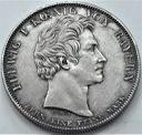 10 Marek TALAR 1829 Bayern Bawaria RZADKI I PIĘKNY