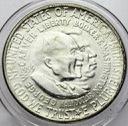 USA 1/2 Dolara 1953 Half Dollar SREBRO Washington