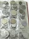Album Klaser + monety Botswana Peru Chile Filipiny