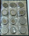 Album Klaser + monety Portugalia