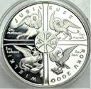 10 zł złotych 2000 Wielki Jubileusz