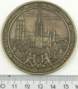 Medal Pięćsetlecie powrotu Gdańska do Polski 1954