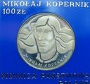 100 zł złotych 1973 Mikołaj Kopernik