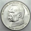 50000 zł, złotych 1988 JÓZEF PIŁSUDSKI