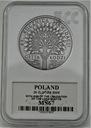 20 zł złotych 2009 Likwidacja Getta w Łodzi MS 67