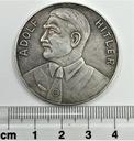 Medal Adolf Hitler wettschießen der bahnpolizei