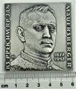 Medal PPŁK Jan Mauersberger Tombak Srebrzony