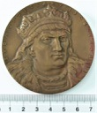 Medal Zygmunt I Stary Włodawa Prawa Miejskie