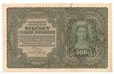 1919 500 Pięćset Marek Polskich I Serja BL