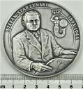 Medal Stefan Starzyński Pałac Jabłonowskich