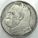 10 zł złotych 1939 Józef Piłsudski