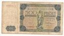 1947 500 zł złotych, seria L