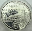 300000 zł złotych 1993 Zamek w Łańcucie
