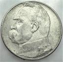 10 zł złotych 1937 Józef Piłsudski
