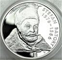 10 zł złotych 1997 Stefan Batory POPIERSIE PIĘKNA