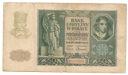 1940 50 zł Pięćdziesiąt Złotych, Seria D