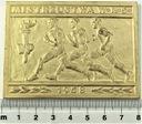 Medal Mistrzostwa 1958 Siatkówka 1miejsce Warszawa