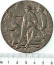 Medal Powstanie Warszawskie 25 rocznica 1969