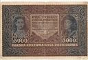 1920 5000 5.000 Marek Polskich III serja R